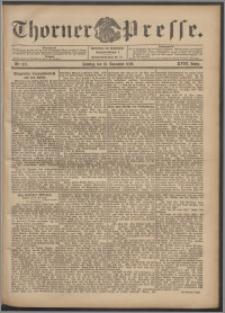 Thorner Presse 1900, Jg. XVIII, Nr. 271 + 1. Beilage, 2. Beilage
