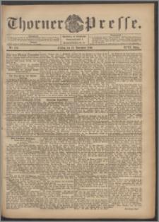 Thorner Presse 1900, Jg. XVIII, Nr. 274 + Beilage