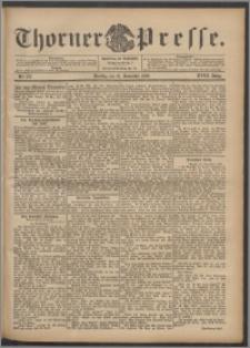 Thorner Presse 1900, Jg. XVIII, Nr. 277 + Beilage, Beilagenwerbung