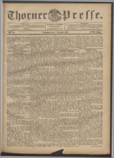 Thorner Presse 1900, Jg. XVIII, Nr. 281 + Beilage, Beilagenwerbung