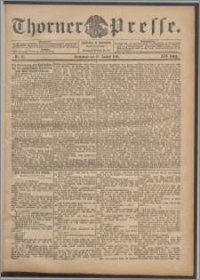 Thorner Presse 1901, Jg. XIX, Nr. 10 + Beilage