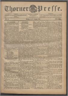 Thorner Presse 1901, Jg. XIX, Nr. 12 + Beilage