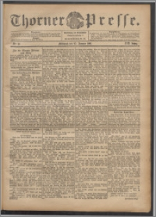 Thorner Presse 1901, Jg. XIX, Nr. 19 + Beilage
