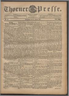 Thorner Presse 1901, Jg. XIX, Nr. 20 + Beilage