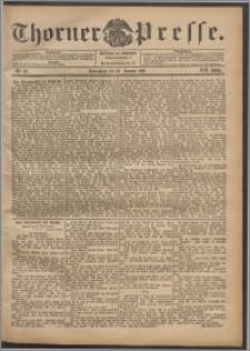 Thorner Presse 1901, Jg. XIX, Nr. 22 + Beilage