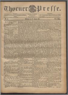 Thorner Presse 1901, Jg. XIX, Nr. 25 + Beilage