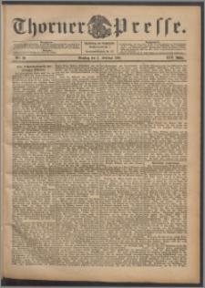 Thorner Presse 1901, Jg. XIX, Nr. 30 + Beilage