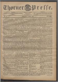 Thorner Presse 1901, Jg. XIX, Nr. 33 + Beilage