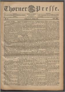 Thorner Presse 1901, Jg. XIX, Nr. 39 + Beilage