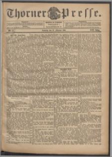Thorner Presse 1901, Jg. XIX, Nr. 41 + 1. Beilage, 2. Beilage