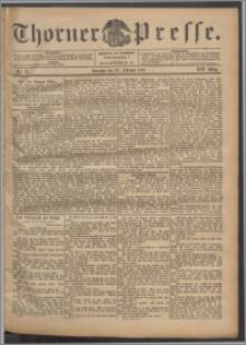 Thorner Presse 1901, Jg. XIX, Nr. 47 + 1. Beilage, 2. Beilage