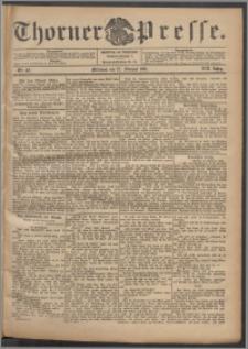 Thorner Presse 1901, Jg. XIX, Nr. 49 + Beilage