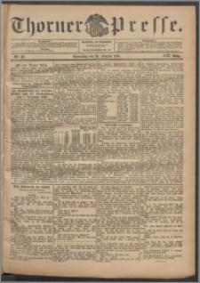 Thorner Presse 1901, Jg. XIX, Nr. 50 + Beilage