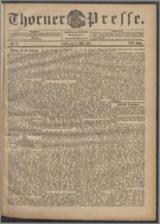 Thorner Presse 1901, Jg. XIX, Nr. 57 + Beilage