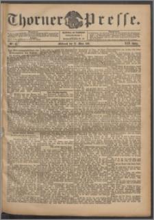 Thorner Presse 1901, Jg. XIX, Nr. 61 + Beilage