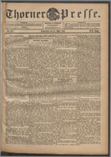 Thorner Presse 1901, Jg. XIX, Nr. 62 + Beilage