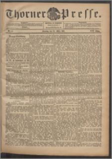 Thorner Presse 1901, Jg. XIX, Nr. 71 + 1. Beilage, 2. Beilage
