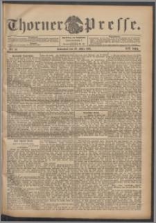 Thorner Presse 1901, Jg. XIX, Nr. 76 + Beilage