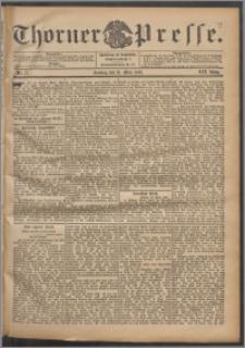 Thorner Presse 1901, Jg. XIX, Nr. 77 + 1. Beilage, 2. Beilage