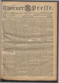 Thorner Presse 1901, Jg. XIX, Nr. 81 + Beilage