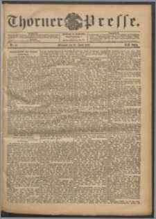 Thorner Presse 1901, Jg. XIX, Nr. 83 + Beilage