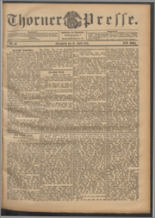 Thorner Presse 1901, Jg. XIX, Nr. 86 + Beilage