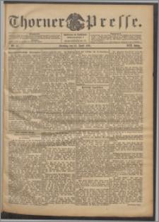 Thorner Presse 1901, Jg. XIX, Nr. 87 + 1. Beilage, 2. Beilage