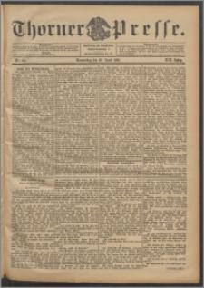 Thorner Presse 1901, Jg. XIX, Nr. 90 + Beilage