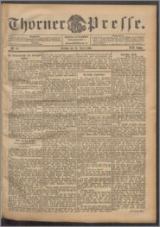 Thorner Presse 1901, Jg. XIX, Nr. 91 + Beilage