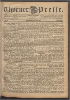 Thorner Presse 1901, Jg. XIX, Nr. 92 + Beilage