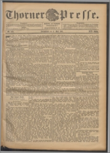 Thorner Presse 1901, Jg. XIX, Nr. 104 + Beilage