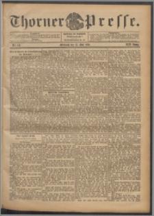 Thorner Presse 1901, Jg. XIX, Nr. 113 + Beilage