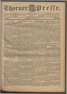 Thorner Presse 1901, Jg. XIX, Nr. 114 + Beilage