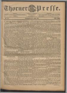 Thorner Presse 1901, Jg. XIX, Nr. 115 + Beilage, Beilagenwerbung