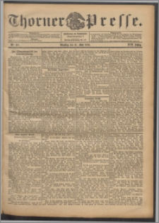 Thorner Presse 1901, Jg. XIX, Nr. 117 + Beilage