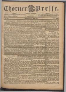 Thorner Presse 1901, Jg. XIX, Nr. 118 + Beilage