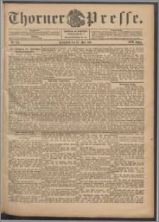 Thorner Presse 1901, Jg. XIX, Nr. 121 + Beilage