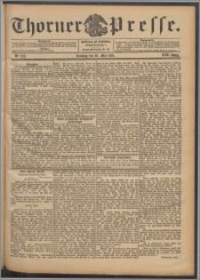 Thorner Presse 1901, Jg. XIX, Nr. 122 + 1. Beilage, 2. Beilage
