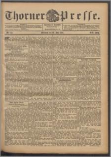 Thorner Presse 1901, Jg. XIX, Nr. 123 + Beilage