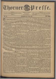 Thorner Presse 1901, Jg. XIX, Nr. 126 + Beilage, Beilagenwerbung