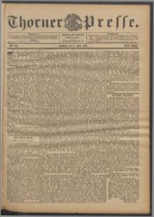 Thorner Presse 1901, Jg. XIX, Nr. 127 + 1. Beilage, 2. Beilage