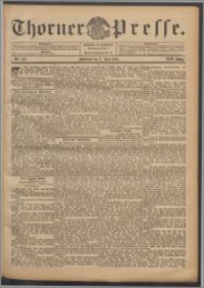Thorner Presse 1901, Jg. XIX, Nr. 129 + Beilage