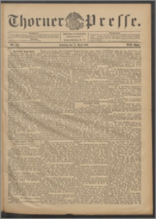 Thorner Presse 1901, Jg. XIX, Nr. 133 + 1. Beilage, 2. Beilage