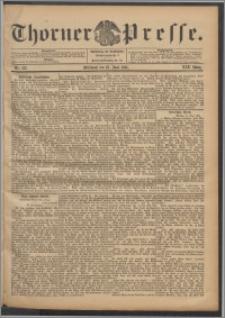 Thorner Presse 1901, Jg. XIX, Nr. 135 + Beilage