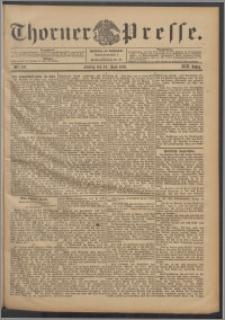Thorner Presse 1901, Jg. XIX, Nr. 137 + Beilage, Beilagenwerbung