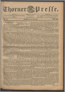 Thorner Presse 1901, Jg. XIX, Nr. 138 + Beilage