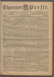 Thorner Presse 1901, Jg. XIX, Nr. 139 + 1. Beilage, 2. Beilage