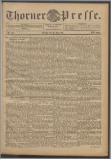 Thorner Presse 1901, Jg. XIX, Nr. 140 + Beilage