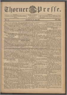 Thorner Presse 1901, Jg. XIX, Nr. 150 + Beilage