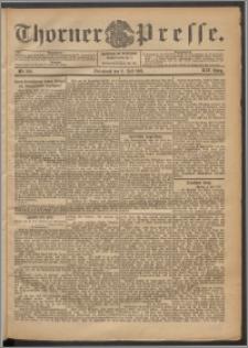 Thorner Presse 1901, Jg. XIX, Nr. 156 + Beilage